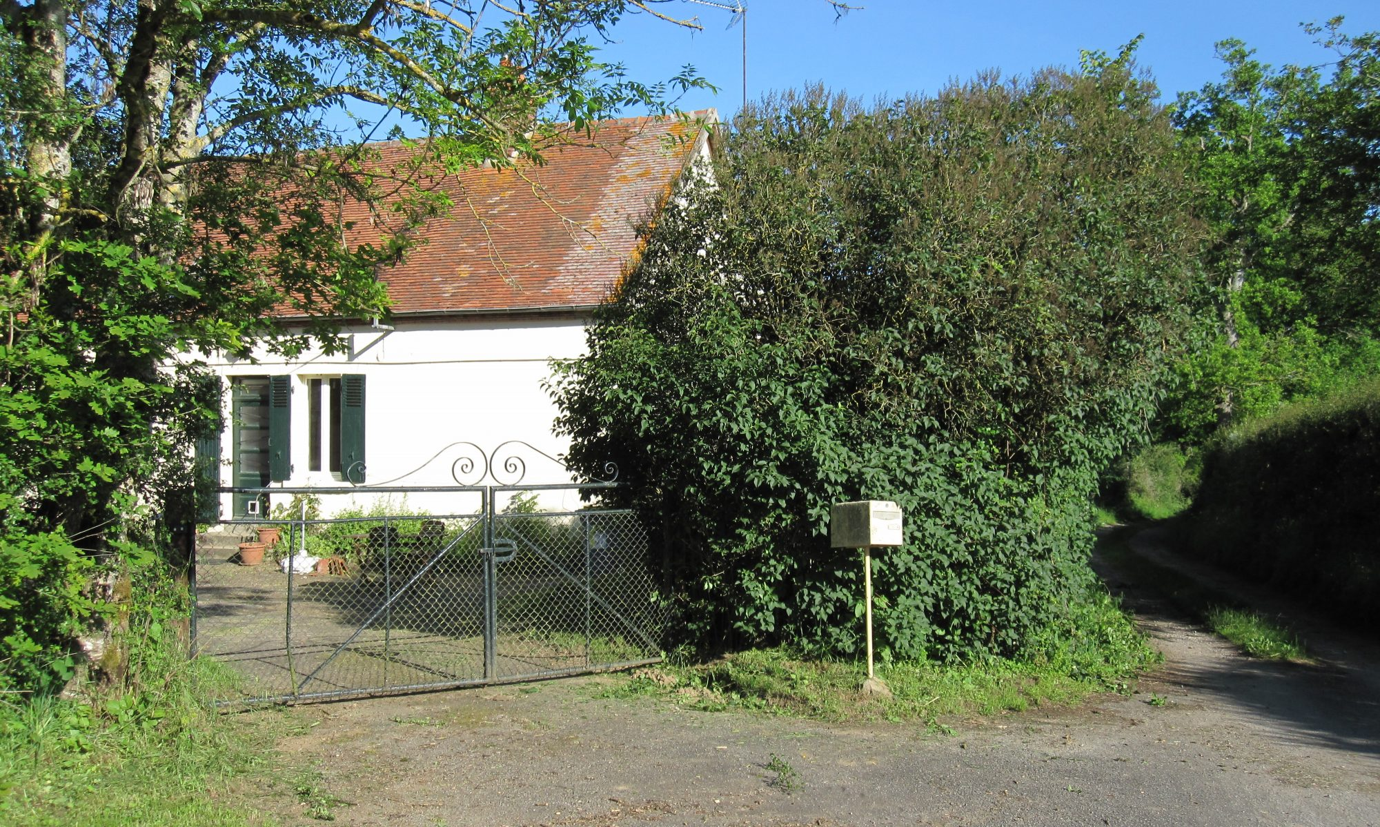 Smallholding for sale               £93,500